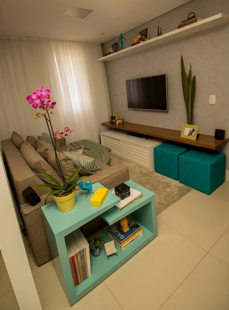 Tips To Take Advantage of The Space In Small Rooms 1