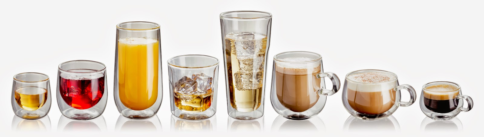 Artisan Latte Glass