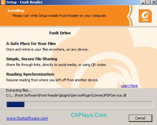 Hướng dẫn cài đặt Foxit Reader trên PC h