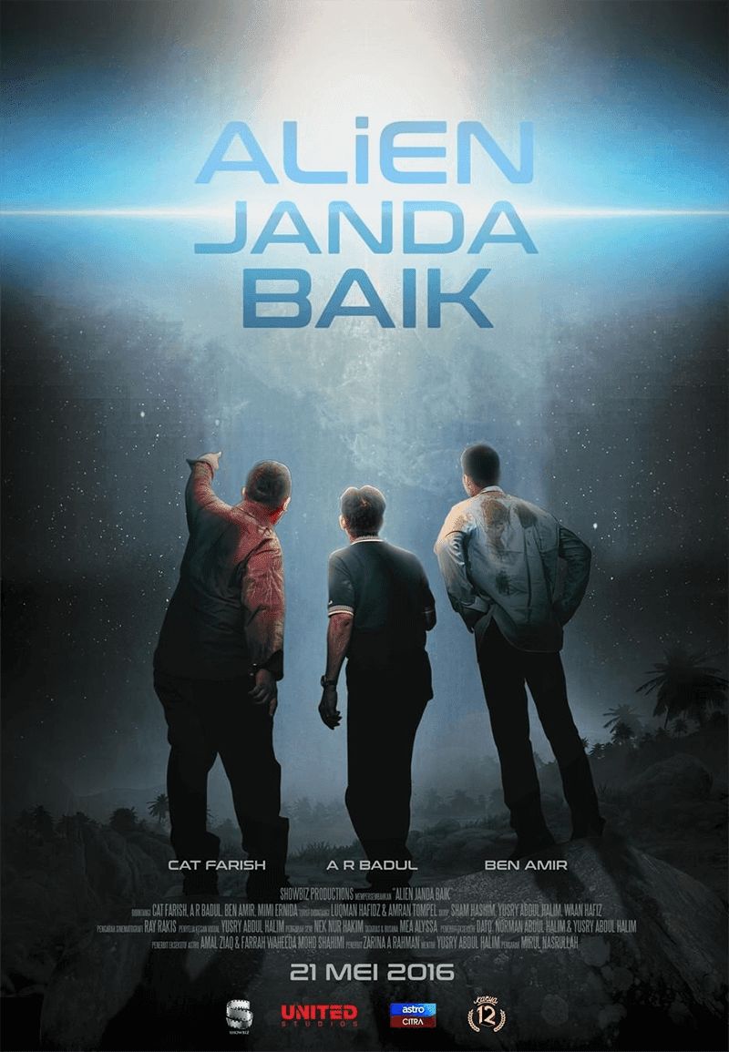 Alien Janda Baik Telemovie