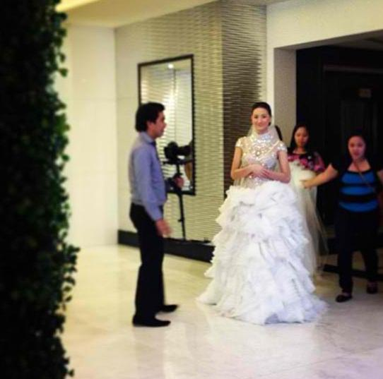 Richard Poon And Maricar Reyes Wedding Photos And Video