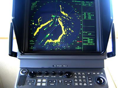 SS Barakuda Radar