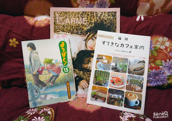 Café de Fukuoka, Larme, Yotsuba&!