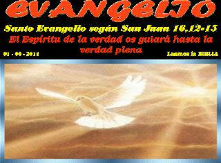 Resultado de imagen para Juan 16,12-15