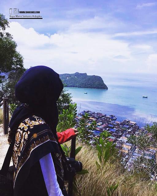 Hiking Bukit Sim-sim Sandakan