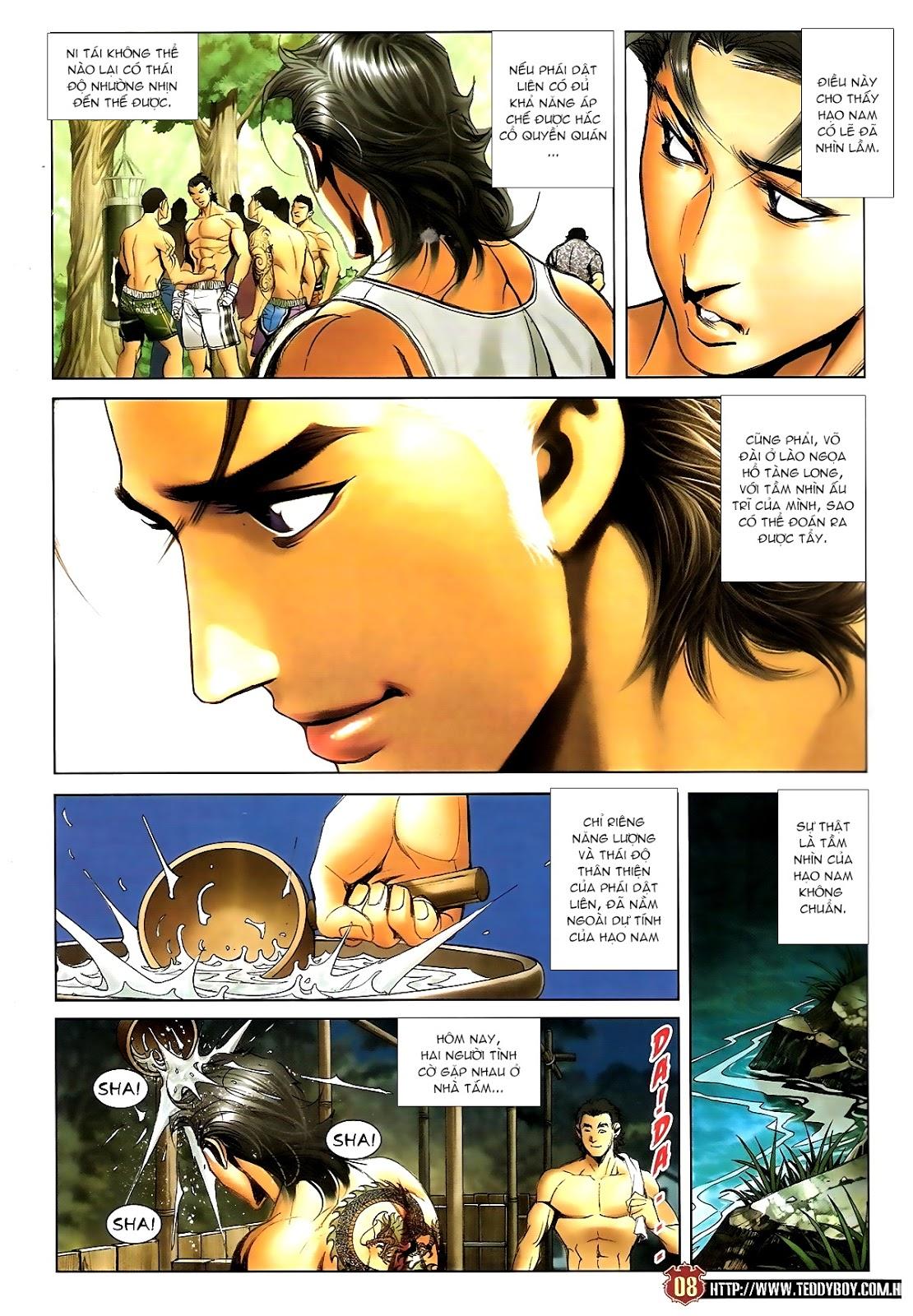 Người Trong Giang Hồ - Chapter 1393: Hạo Nam gây họa - Pic 7