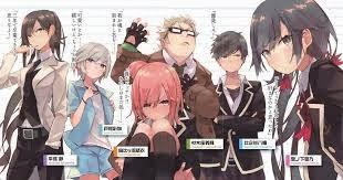 Yahari Ore no Seishun Love Come wa Machigatteiru Zoku - VietSub (2013)