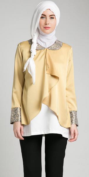 Contoh Gambar Model Fashion Muslim