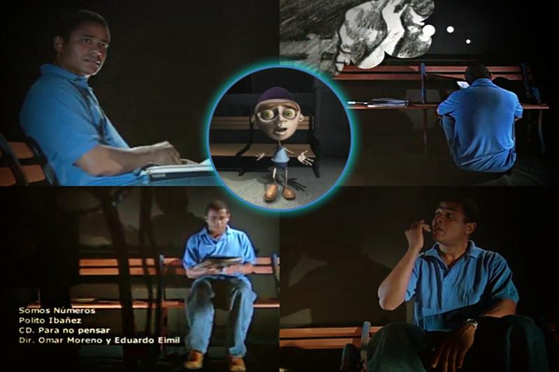 Polito Ibañez - ¨Somos Números¨ - Videoclip / Dibujo Animado - Dirección: Omar Moreno - Eduardo Eimil. Portal Del Vídeo Clip Cubano