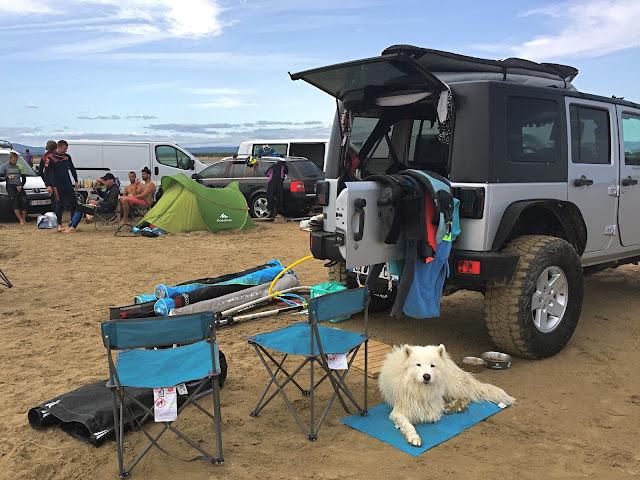 van life jeep wrangler gruissan port la nouvelle la vieille nouvelle