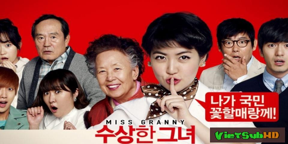 Phim Ngoại Già Tuổi Đôi Mươi VietSub HD | Miss Granny 2014