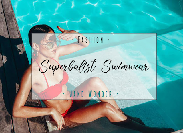 • Fashion • Superbalist Swimwear Summer '17 • Click for more details and to SHOP    Jane Wonder Blog