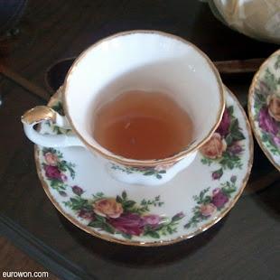 Extracto de té de granada