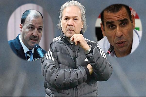 زطشي يقرر إقالة ماجر بأمر من وزير الشباب والرياضة