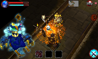 Dungeon Blaze – RPG APK MOD Unlimited Money
