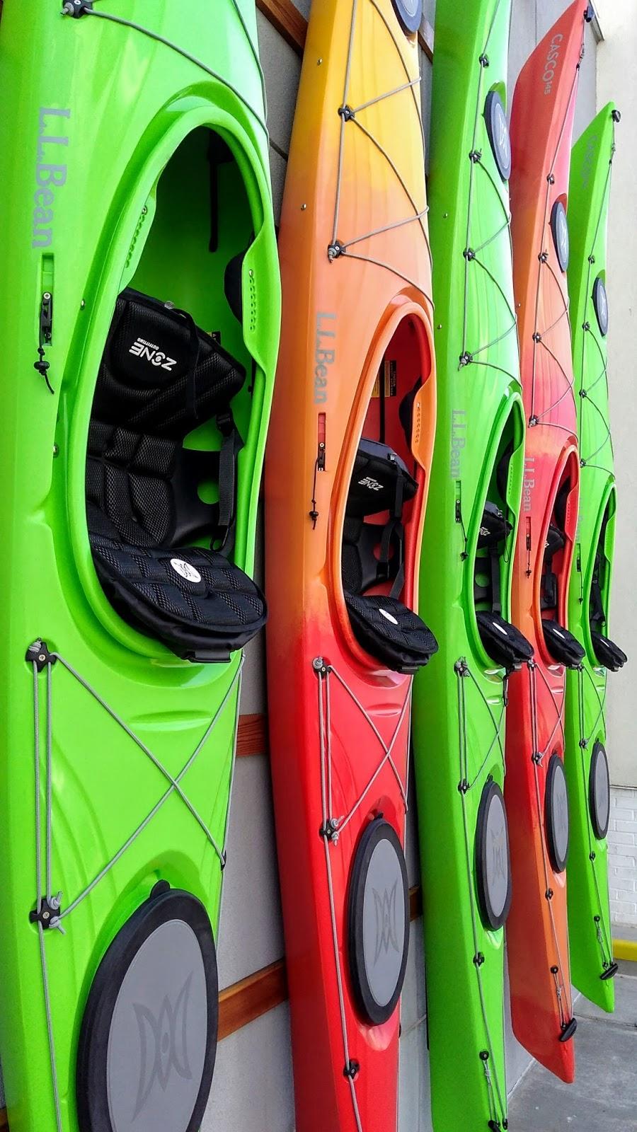 L l bean order form - Follow The Kayak S On Bond Street
