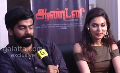 Interview with Antony Movie Team