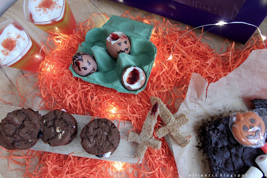 FOOD | Halloween Treats with The Co-Op