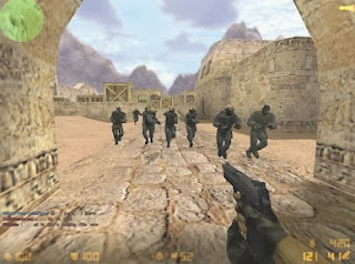 Gameplay Counter Strike 1.6 Non Steam iSO