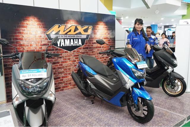 Maxi Yamaha Motor Palembang