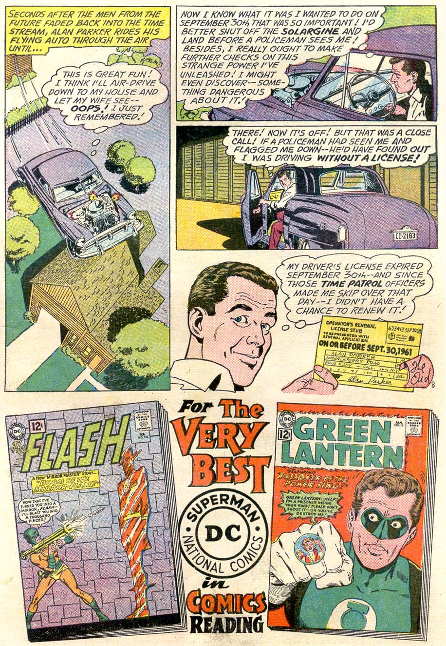 Strange Adventures (1950) issue 136 - Page 21