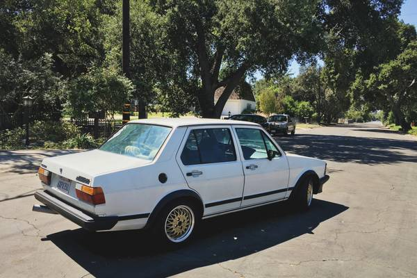1984 VW Jetta MK1 Sedan - Buy Classic Volks