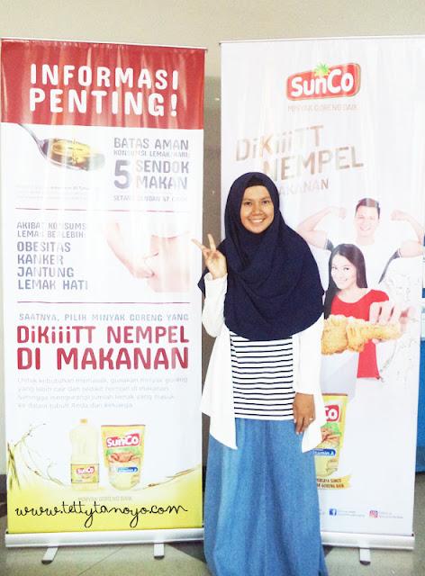 review sunco minyak goreng baik dan sehat