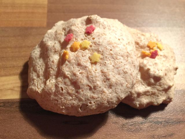 Kugelfisch-Blog: Kokosmakronen, mit Rezept