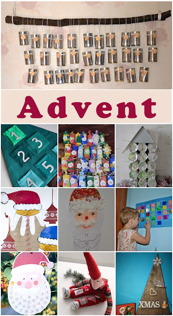 10 лучших адвент календарей