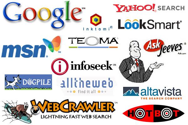 Pengertian Mesin Pencari (Search Engine)
