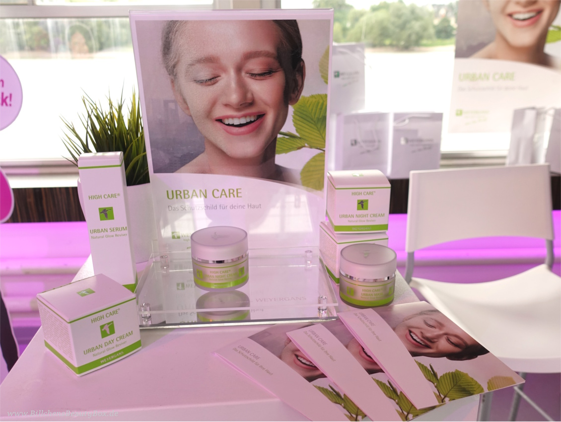 beautypress Bloggerevent 'Leinen los' - Weyergans