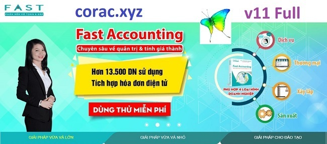 Fast Accounting 11 full crack
