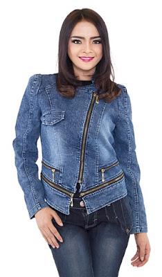 jaket jeans, jaket levis, jaket levis wanita