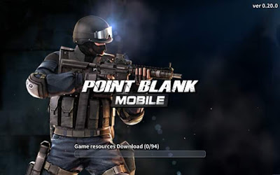 Download Point Blank Mobile (Unreleased) v0.20.0 Apk For Android