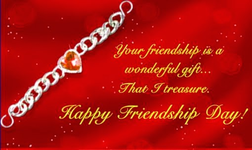 #12+ Friendship Day Greeting Cards, Ecards, Pictures And Images