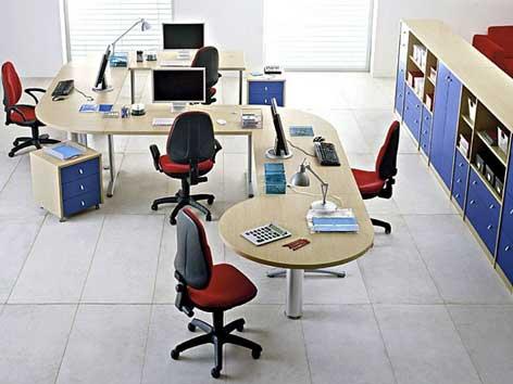 Contoh Gambar Tata Ruang Kantor Berkamar 2021