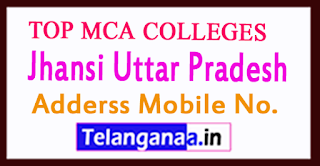 Top MCA Colleges in Jhansi Uttar Pradesh
