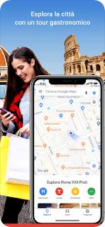 Google Maps: navigazione e trasporto si aggiorna alla vers 5.00