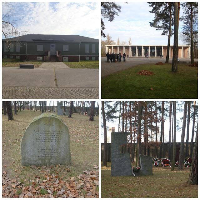 campo de concentração Gedenstätte Sachsenhausen, Berlim