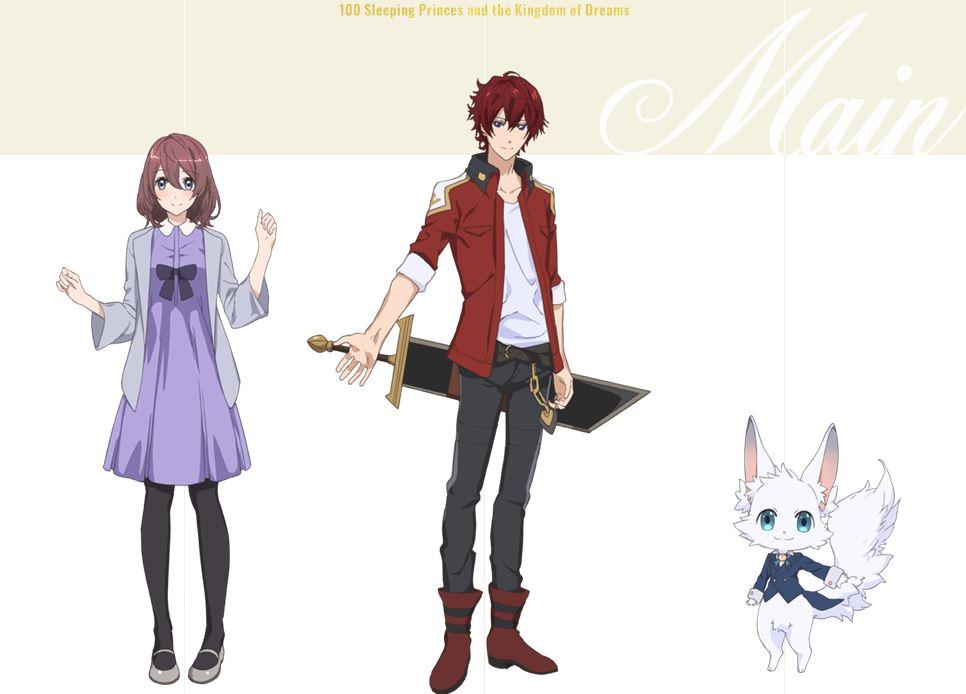 Reverse Harem Anime 2018