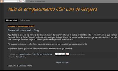 http://aulaenriquecimientoluisdegongora.blogspot.com.es/
