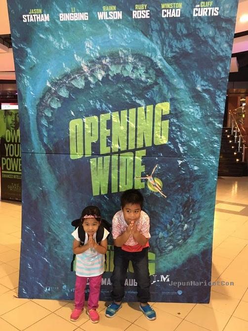 sembang wayang : Hantu Kak Limah with kiddos