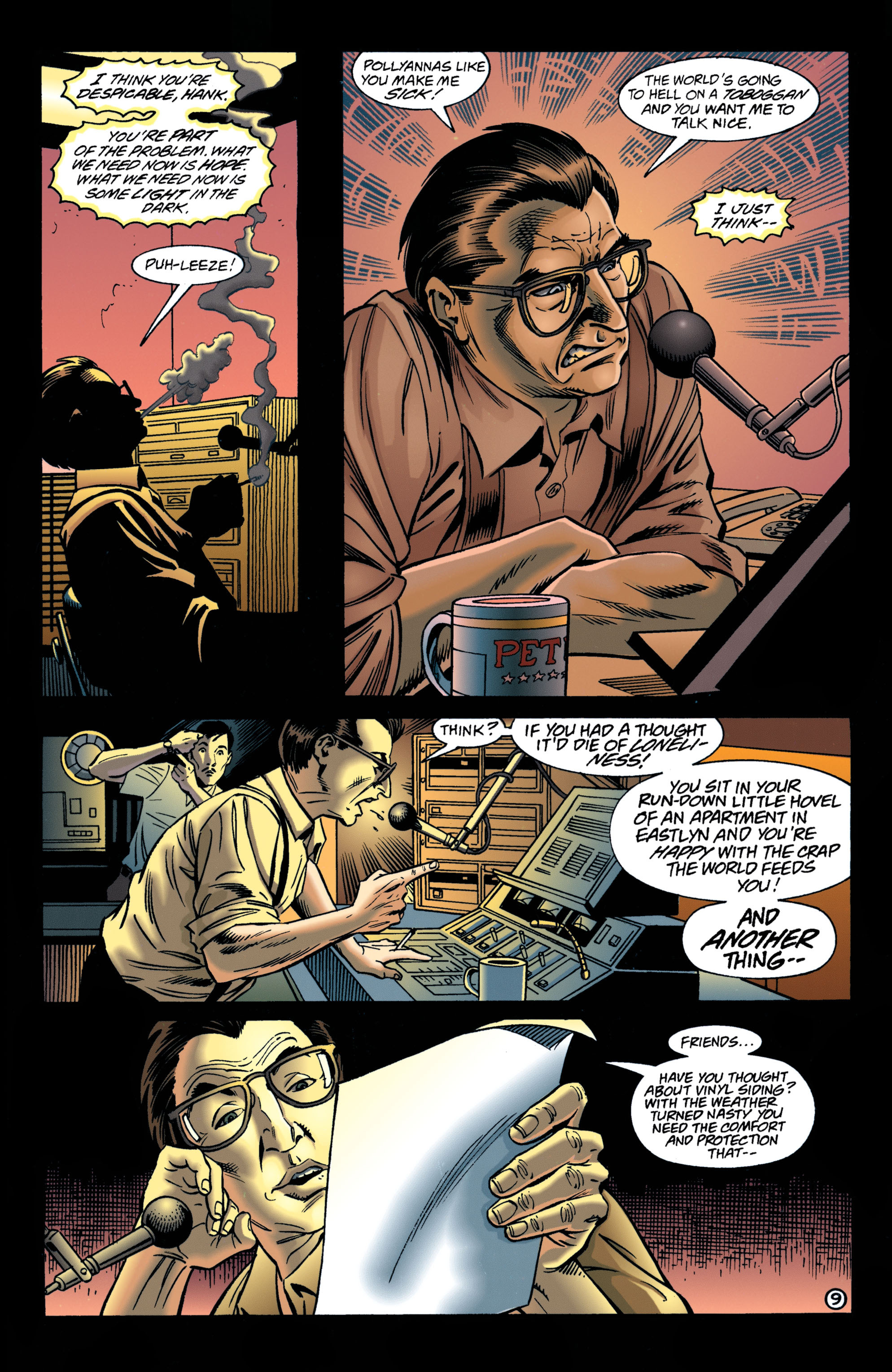Detective Comics (1937) 703 Page 9