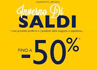 Logo L'Occitane: inverno di Saldi fino al 50% di sconto