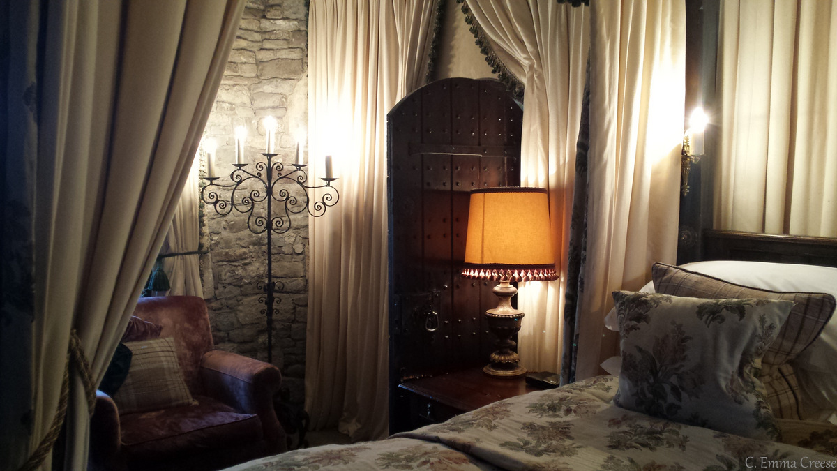 Billesley Manor Hotel Deluxe Double Room