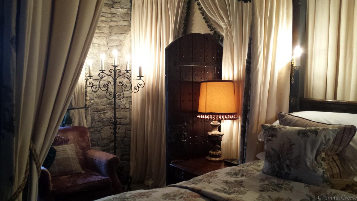 Thornbury Castle Princesses for a night Adventures of a London Kiwi