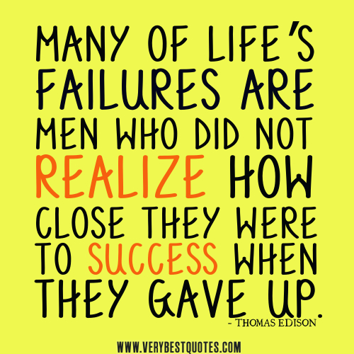Quotes About Perseverance: Future Business Of 21st Century: PERSEVERANCE QUOTES