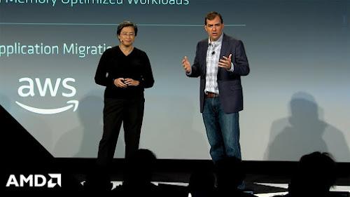 AWS starts offering AMD EPYC 7000 series based instances