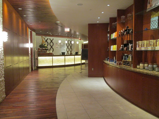 Metro Detroit Mommy A Review D Tour Spa At Motorcity