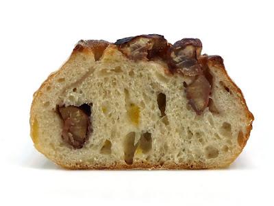 渋皮つき栗と柚子のパン | Le Petit Mec(ル・プチメック)